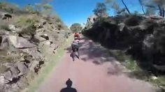Mini Vídeo - Patinagem Ecopista do Dão