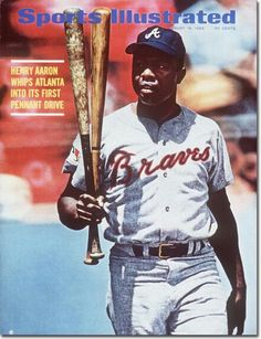 Hank Aaron - Atlanta Braves