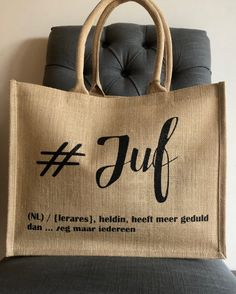 Elegant Customized jutte bag: (out of inventory) Nice Customized jutte bag: - Popp. Little Presents, Diy Presents, Diy Gifts, Handmade Gifts, Handmade Rugs, Diy For Kids, Gifts For Kids, Personalised Jute Bags, Boyfriend Crafts