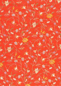 Vintage Fabric Pattern: floribunda - laura ashley  (imgarcade)