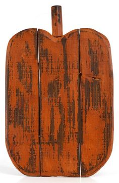 Shea's Wildflower Distressed Wood Pumpkin available at #Nordstrom