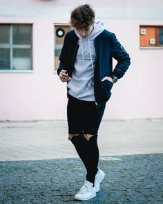 Trendy Mens Fashion, Stylish Mens Outfits, Tomboy Outfits, Casual Summer Outfits, Mode Outfits, Hipster Outfits Men, Men's Fashion, Fashion Guide, Fashion Outfits