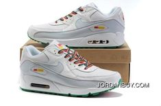 http://www.jordanbuy.com/hot-sale-air-max-90-mens-shoes-lightgrey-white-sneaker.html HOT SALE AIR MAX 90 MENS SHOES LIGHTGREY WHITE SNEAKER Only $85.00 , Free Shipping!