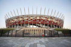 Musicie przyznać pięknie się prezentuje ten nasz Stadion Narodowy! #stadionnarodowy #warszawa #sport #polska #stadium #warsaw #poland #fototapeta #sciany #wnetrza #dekoracje