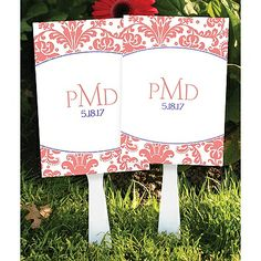 Damask Favor Fans - in Coral Reef #SummerWedding #DavidsBridal http://www.invitationsbydavidsbridal.com/Wedding-Day-Essentials/Favors/2947-DBKN9855X2E-Personalized-Dressy-Damask-Favor-Fans--Marine.pro?&sSource=Pinterest&kw=SummerBreeze_DBKN9855X2E