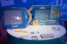Draw Something Party game designed for Hasbro by StudioHDD