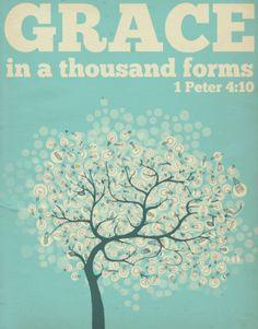 Grace, God's Grace