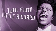 Little Richard • Tutti Frutti • 1955 [HD] - YouTube Drum Patterns, Tutti Frutti, Library Of Congress, Rock Music, Rolling Stones, Rockabilly, Rock And Roll, Artworks, Musicals