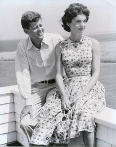 Jackie & John Fitzgerald Kennedy: Muses, Lovers | The Red List