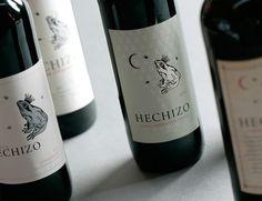 Chilean Wine Label: Hechizo