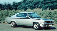 Opel - 1970 - Opel Manta A GT/E, 1974–1975.