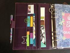 Planner Addicts Challenge Day 25: pockets