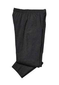 Dickies Core Fleece Open Bottom Black Pant