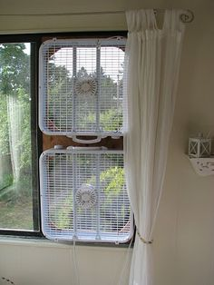 Renewable Energy for the Poor Man: Cheap Air Conditioning - Part 2