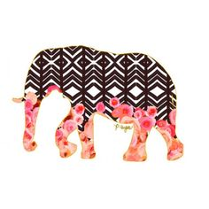 For $18 I'd buy this one! SO CUTE! Elephant No. One
