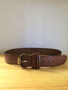 Tan ITALIAN LEATHER BELT, tribal Fusion belt, wide leather belt, ceinture de cuir, leder gürtel by ScandaloAlSole on Etsy