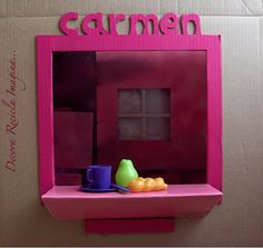 26 Coolest Cardboard Houses for kids! Find amazing yet creative ideas how to make cardboard houses for kids. Low cost, easy to make and kids approved ideas. Cardboard Box Fort, Cardboard Houses For Kids, Cardboard Dollhouse, Cardboard Crafts, Cardboard Tubes, Diy Kids Furniture, Cardboard Furniture, Furniture Design, Diy For Kids