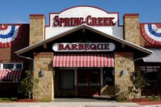 SPRING CREEK BARBEQUE      Category: Barbeque   14941 Midway Rd  Addison, TX 75001  Neighborhood: Addison  (972) 385-0970  springcreekbarbeque.com/addison.htm