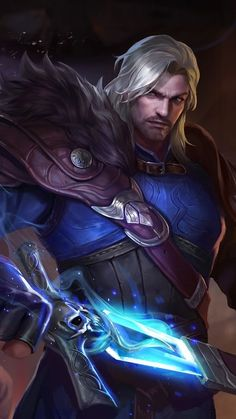 Daily update news, rumors, leaks and the best builds for Arena of Valor. Nova Era, Best Build, Archetypes, League Of Legends, Character Art, Geek, Fantasy, Star, Wallpaper
