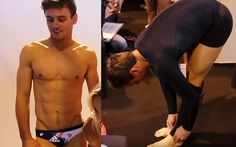 Ever wanted to see Tom Daley get his speedos fitted? You're in luck… The Team GB Olympic diver has treated us all with a video of him trying on his new Olympic swimwear, stripping down from a dashing suit to his skimpy speedos. With the 2016 Olympic Games in Rio just around the corner, Tom …