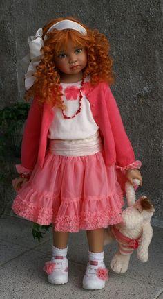 Claudette -Angela Sutter doll