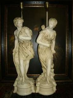 Rare 18thc Chelsea Derby Figure Group Classical Bisque