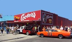 Is it wrong to want to visit Cooter's Place while in Nashville? Was a huge fan as a kid... :)
