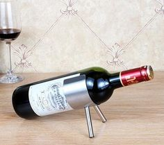Simple Wine Bottle Holder