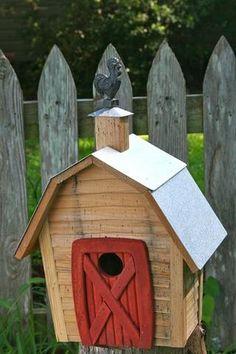 Rock City Birdhouse