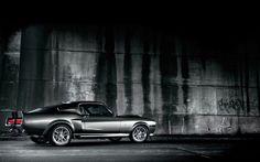 Shelby Cobra GT500 Fondos de pantalla de alta definición.
