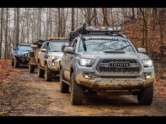 East Tennessee Overlanders - Winter Run - YouTube