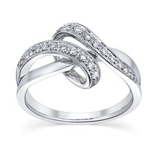 Anniversary Rings | Dazzling Diamond Anniversary Ring from Robbins Brothers | Robbins ...