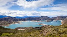 Chile's land of ice-blue lakes