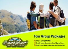 Tour Groups are warmly welcomed! Howard Johnson Inn & Suites Vallejo offers customized packages. http://goo.gl/U41Rnm