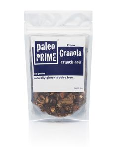 Berry Crunch Paleo Granola is a simple mix of the highest quality nuts dried fruit and seeds. Lightly toastedwith the right balance of flavor from vanilla honey and cinnamon. 17 Day Diet, Honey And Cinnamon, Dried Fruit, Paleo Diet, Granola, Paleo Recipes, Dairy Free, Breakfast Recipes, Oatmeal