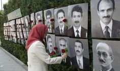 The alternative is a democratic and nuclear free Iran that will come about through the Iranian people and Resistance NCRI - On Sunday, 12 April 2015, in a gathering on the occasion of the fourth anniversary of the massacre of Ashraf residents of ...