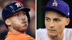 #MLB: Dodgers y Astros a conservar ventaja en la 2da mitad