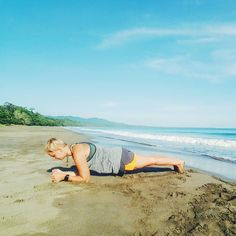Time for a #tb to my great time in #CostaRica. At once I'm super excited about the next week here in Austria  #planking #fitnessblogger #austrianblogger #inspireothers #fitfam #lifelover
