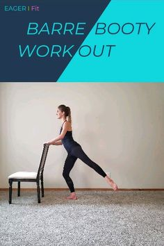 cardio barre Barre workout video to shape your booty. This workout video is great for beginners and easy to do at home. Enjoy all the benefits of barre fitness including weight loss and m Ballerina Workout, Ballet Barre Workout, Cardio Barre, Pilates Workout Videos, Ballerina Diet, Kickboxing Workout, Dumbbell Workout, Fitness Video, Fitness Memes