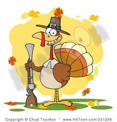 Thanksgiving Turkey Clipart Hunting Thanksgiving Pilgrim Turkey Bird with a Musket Thanksgiving Cartoon, Thanksgiving Turkey, Turkey Cartoon, Turkey Drawing, Turkey Bird, Envelope Art, Cartoon People, Stick Figures, Pilgrim