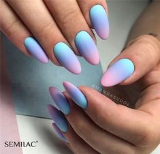 Best Summer Matte Nails Designs You Must Try - Nail Art Connect # mattenails . - Best Summer Matte Nails Designs You Must Try – Nail Art Connect # mattenails # summe … - Stylish Nails, Trendy Nails, Swag Nails, Fun Nails, Glow Nails, Bling Nails, Ombre Nail Designs, Turquoise Nail Designs, Nail Art Designs