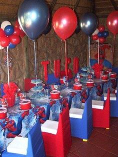 1000 images about party spiderman on pinterest spiderman super