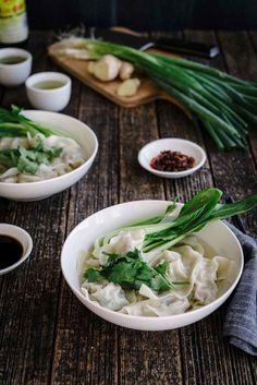 Dumpling Soup for Leela (The Hungry Australian)