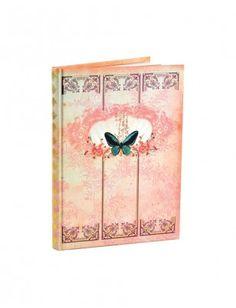 Papaya Art Small Journal - Asian Butterfly
