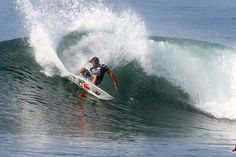 Andrew Doheny at the World Juniors 2012 in Bali