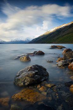 Lago Argentino (Santa Cruz - Patagonia)