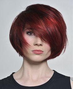 https://flic.kr/p/r4aJNG | Salon Visage-Medium-Brown-straight-hairstyles-1
