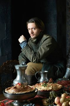 The White Queen (2013) - David Oakes as George Duke of Clarence later married to Isabelle Neville