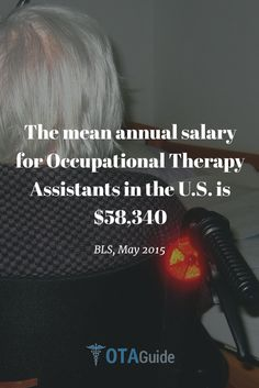 Mean #COTA Salary = $58,340  certified #occupationaltherapy assistants are paid well. Research OTA salaries by state and city here: http://occupational-therapy-assistant.org/how-much-is-a-occupational-therapist-assistant-salary/