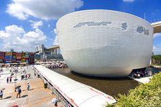 Wojtek Gurak   Finland Pavilion   Shanghai EXPO 2010, designed by Jaana Partanen & Heikki Lamusuo, China